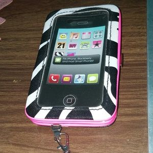 Iphone Clutch Brand new with tags